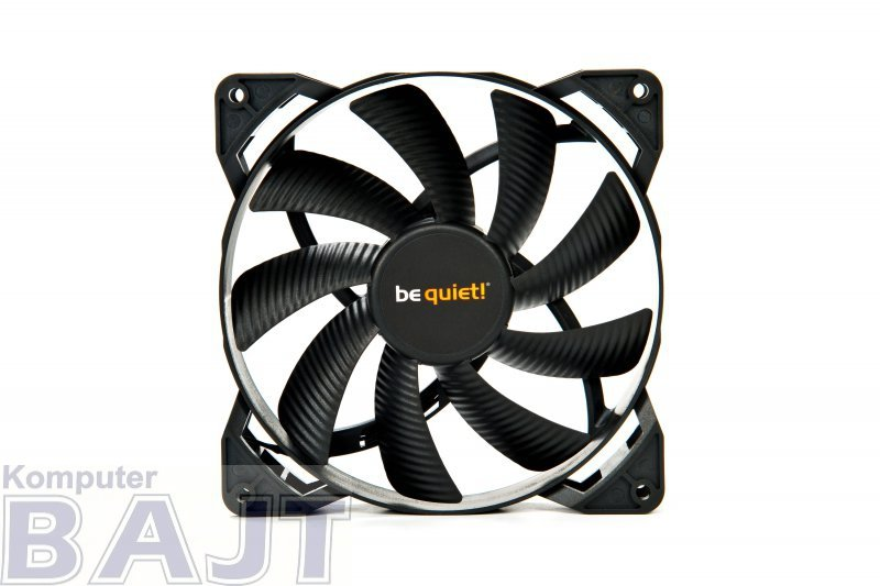 Wentylator BE QUIET! Pure Wings 2 BL047 (140 mm; 1000 obr/min)