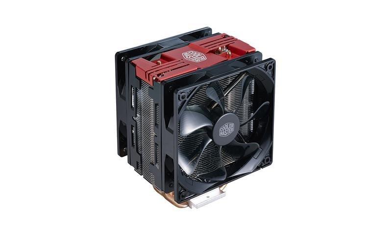 Chłodzenie procesora Cooler Master Hyper 212 LED Turbo RR-212TR-16PR-R1 (AM2+, AM3, AM3+, AM4, FM1, FM2, FM2+, LGA 1150, LGA 115