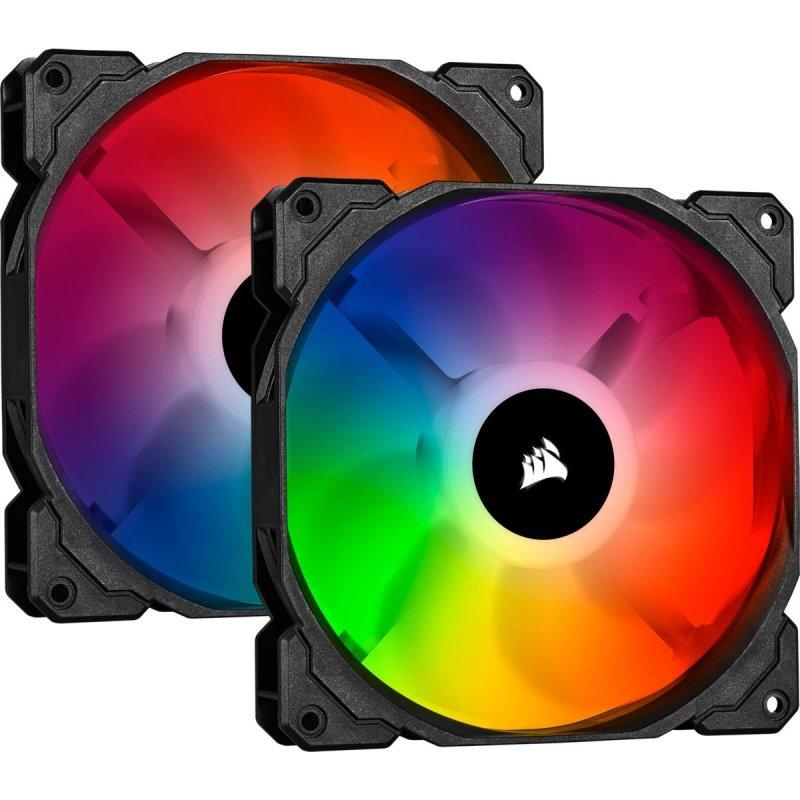 Wentylator Corsair SP140 RGB PRO Dual Pack