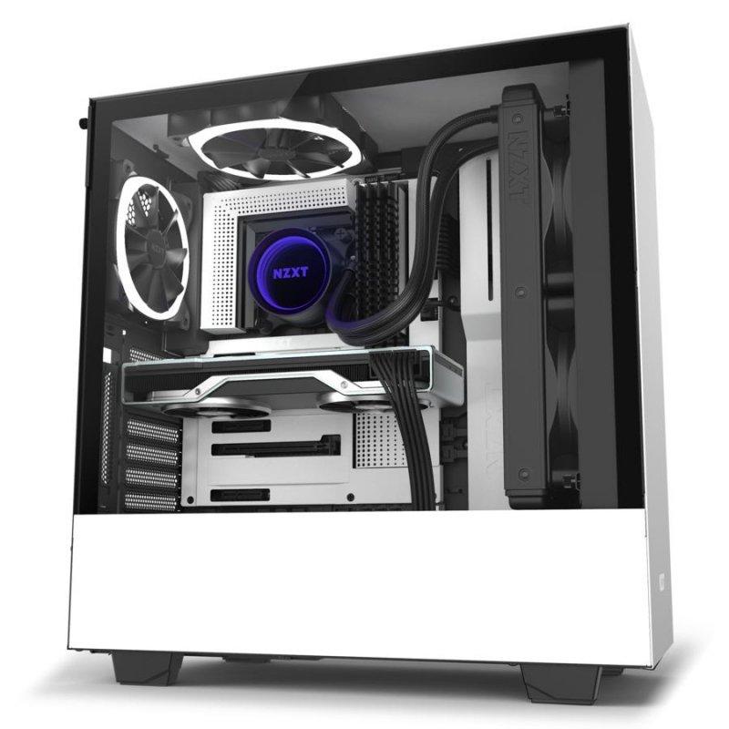 NZXT CHŁODZENIE WODNE CPU KRAKEN X63 280MM RGB RL-KRX63-01