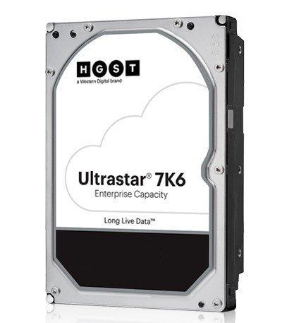 """Dysk serwerowy HDD Western Digital Ultrastar DC HC310 (7K6) HUS726T4TALE6L4 (4 TB; 3.5""""; SATA III)"""