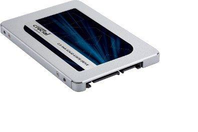 """Dysk Crucial CT500MX500SSD1 (500 GB ; 2.5""""; SATA III)"""