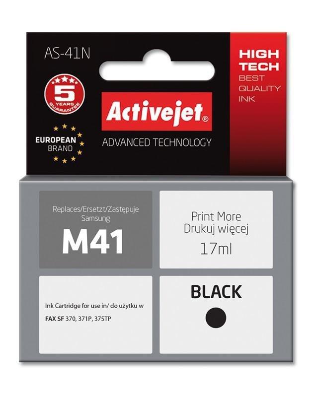 Tusz Activejet AS-41N (zamiennik Samsung M41; Supreme; 17 ml; czarny)