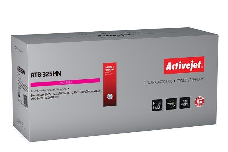 Toner Activejet ATB-325MN (zamiennik Brother TN-325M; Supreme; 3500 stron; czerwony)