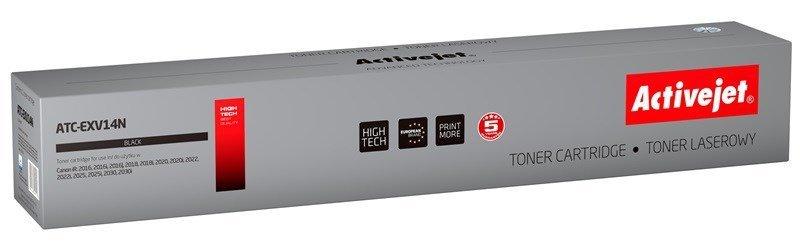 Toner Activejet ATC-EXV14N (zamiennik Canon C-EXV14; Supreme; 8300 stron; czarny)