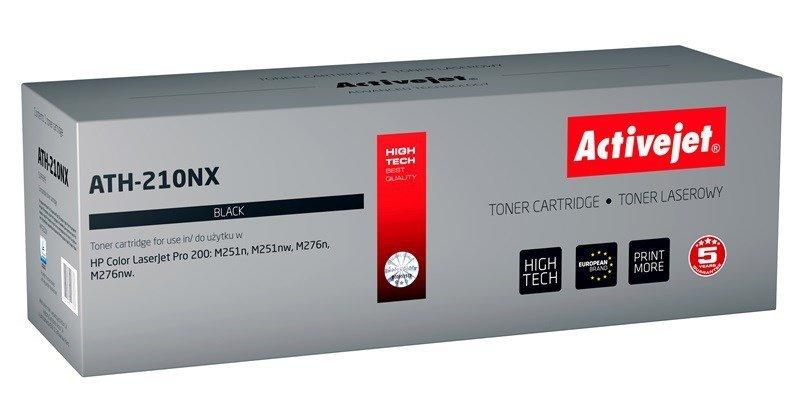 Toner Activejet ATH-210NX (zamiennik HP 131X CF210X, Canon CRG-731BH; Supreme; 2400 stron; czarny)