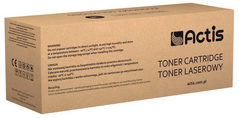 Toner ACTIS TH-403A (zamiennik HP 507A CE403A; Supreme; 6000 stron; czerwony)