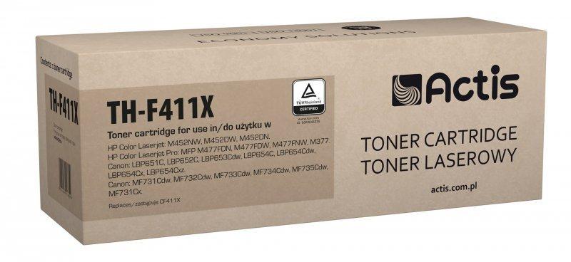 Actis toner do HP 410X CF411X new TH-F411X