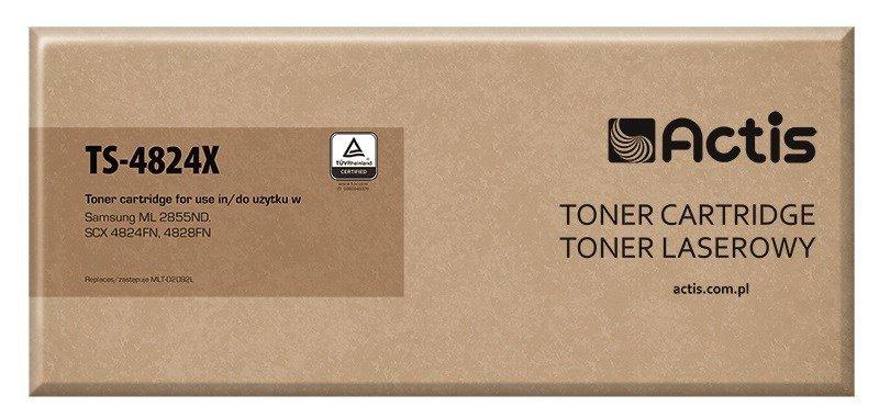 Toner ACTIS TS-4824X (zamiennik Samsung MLT-D2092L; Standard; 5000 stron; czarny)