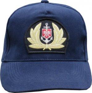czapka typu baseball oficera Marynarka Handlowa