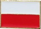 emblemat flaga miniaturka do klapy marynarki