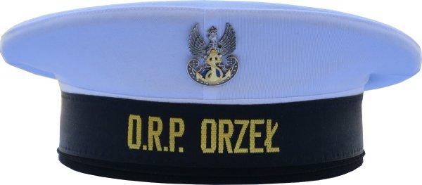 czapka marynarza ORP Orzeł