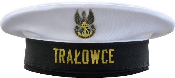 czapka marynarza Trałowce