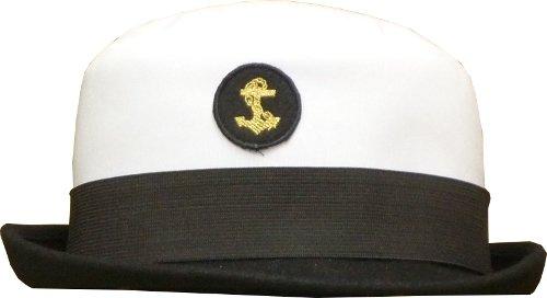 damski kapelusz mundurowy