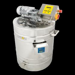 Urządzenie do kremowania miodu 100 L (230V) - z płaszczem grzewczym - PREMIUM
