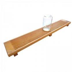 Poidło pasieczne, drewniwne (buk) 1m