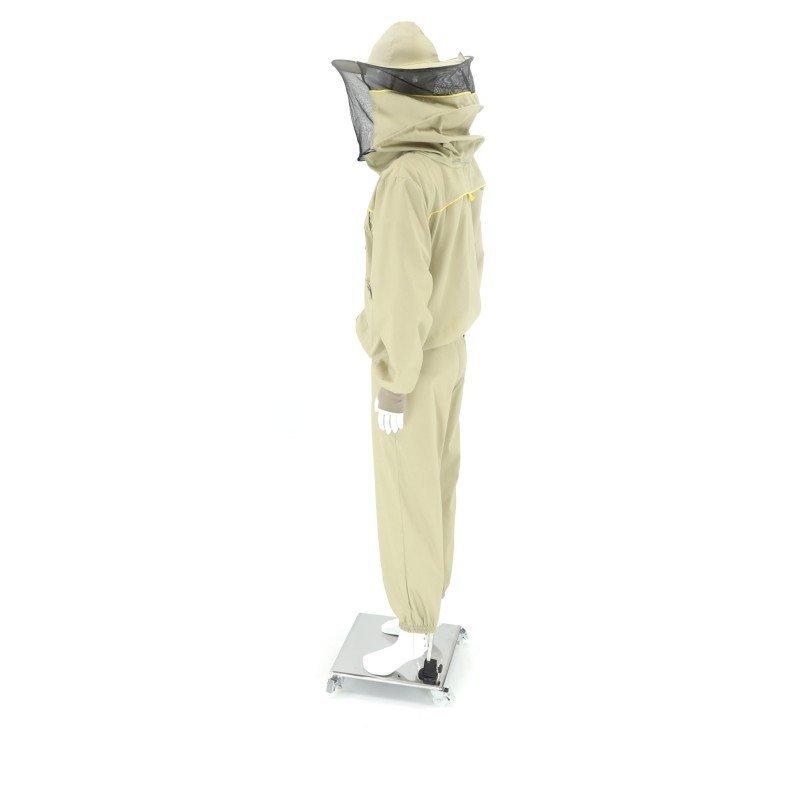 Bluza rozpinana z kapeluszem – PREMIUM LINE_3