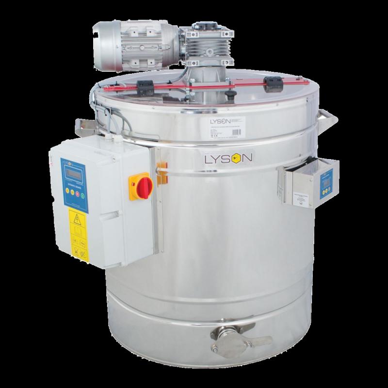Urządzenie do kremowania miodu 200 L (230V) z płaszczem grzewczym (na dekrystalizatorze), ze sterownikiem automatycznym