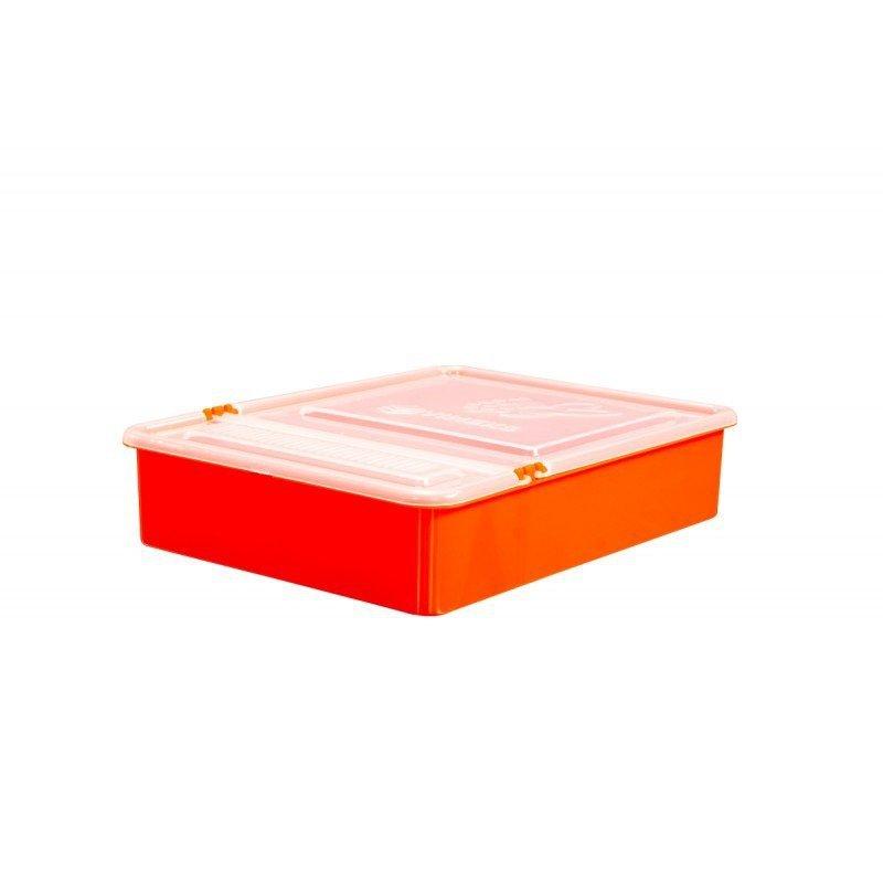 Podkarmiaczka plastikowa skrzynkowa 1,5 l  | Sklep Pszczelarski | Apitec
