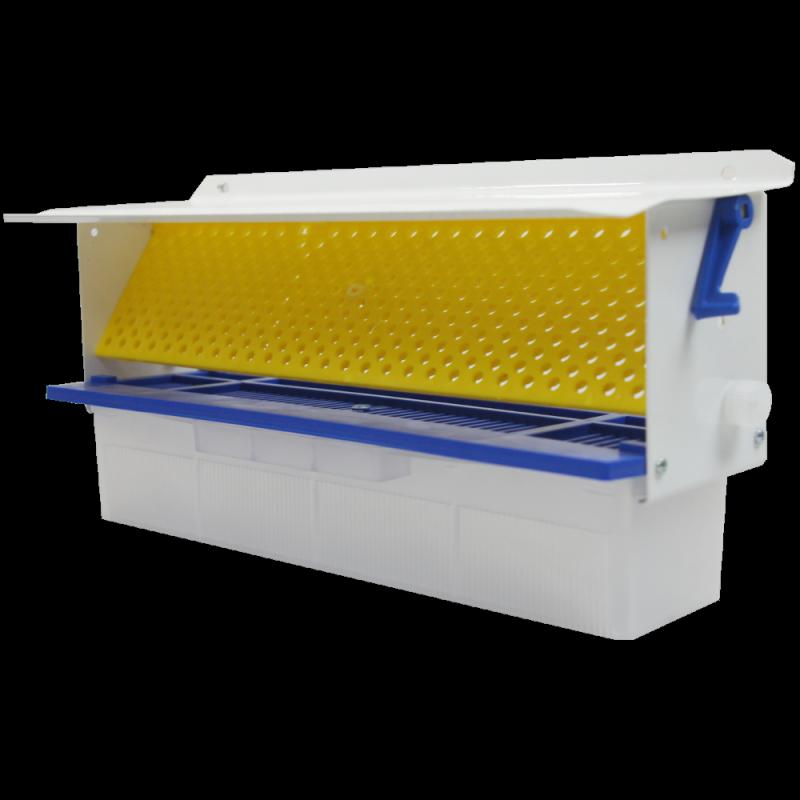 Poławiacz pyłku - 300mm (metal/tworzywo)