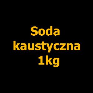 Soda kaustyczna - 1kg
