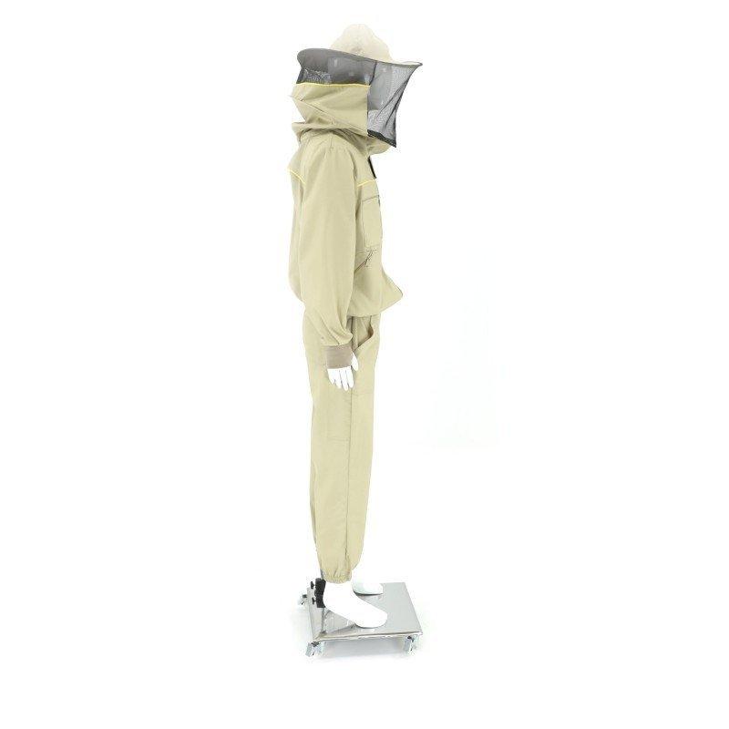 Bluza rozpinana z kapeluszem – PREMIUM LINE_2