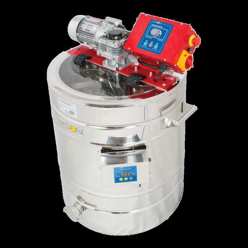 Urządzenie do kremowania miodu 50 L (230V) z płaszczem grzewczym (na dekrystalizatorze), ze sterownikiem automatycznym