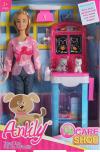 Lalka Anlily - Sklep dla zwierząt - blondynka