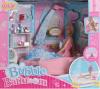 Lalka Anlily - Bąbelkowa łazienka