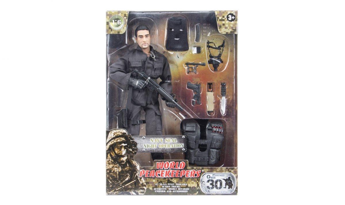 Figurka wojskowa 90200D - skala 1:6