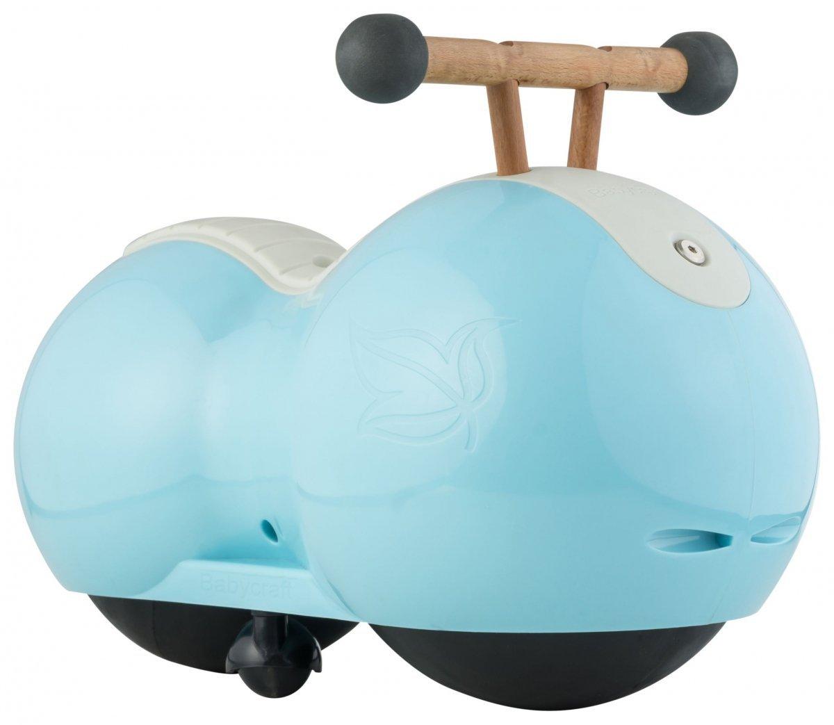Twist-Ball niebieski