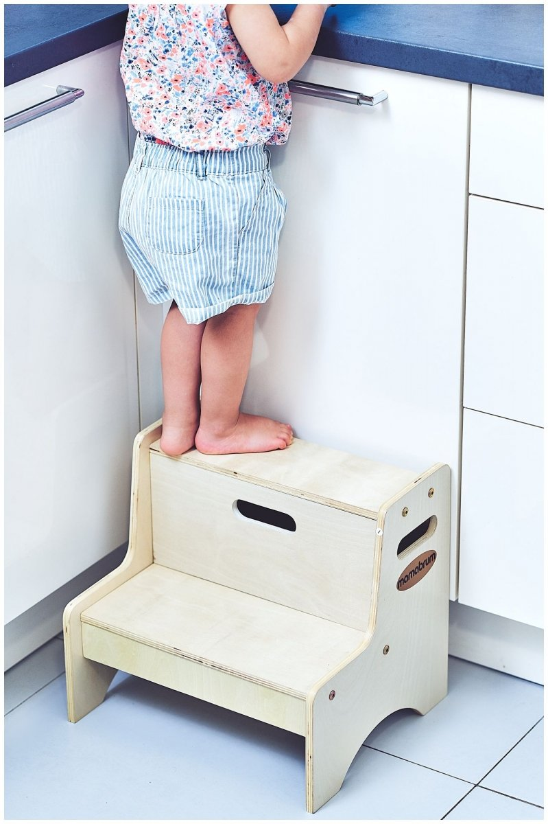 Mini Kitchen Helper - pomocnik kuchenny, podest, stopień