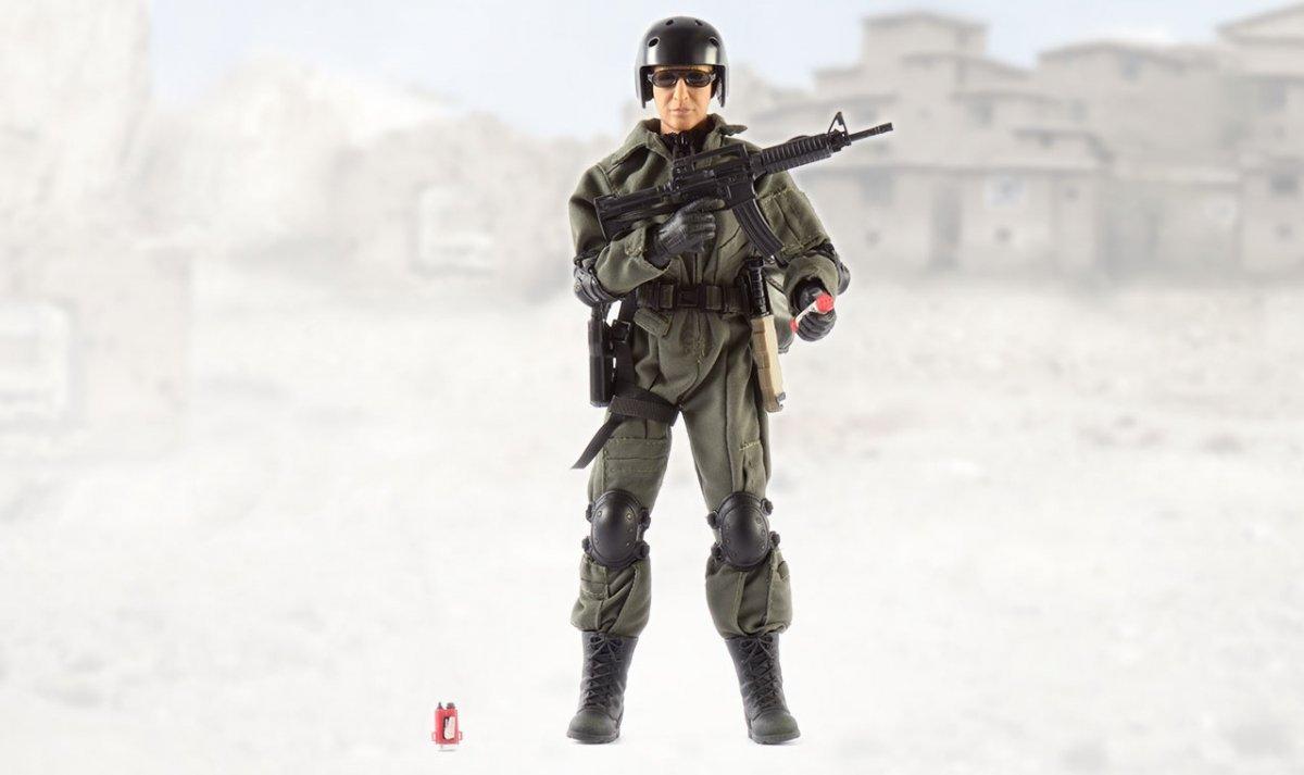 Figurka wojskowa 90200H - skala 1:6