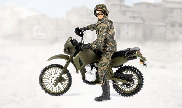 Kawasaki KLR 650 - 90615