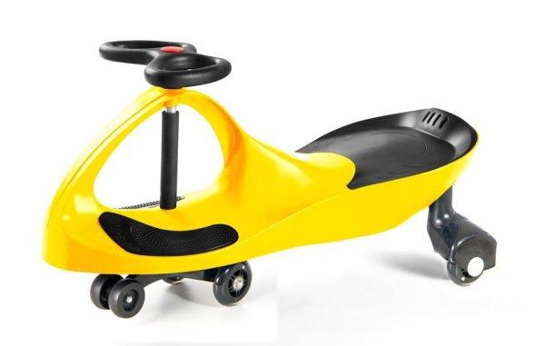 Pojazd dziecięcy TwistCar żółty