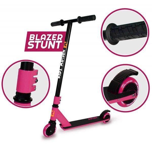Hulajnoga Blazer Stunt różowa