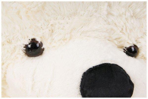 Miś pluszowy GIGANT 100 cm - kremowy