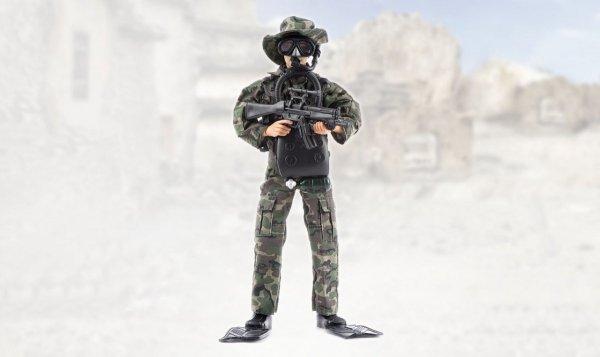 Figurka wojskowa 90200A