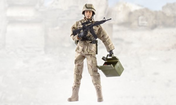 Figurka wojskowa 90200I