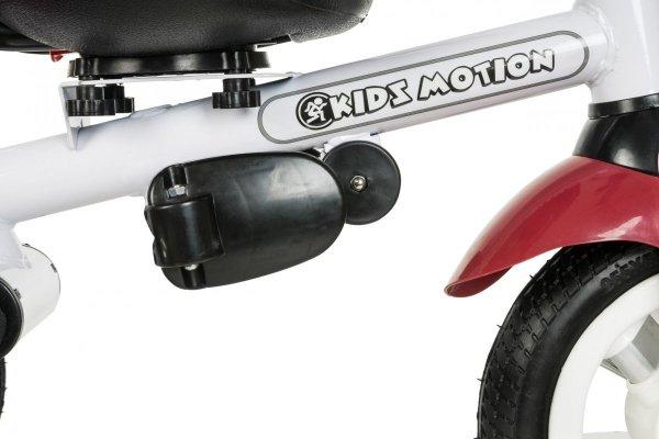 Rowerek trójkołowy Tobi Alex - czerwony