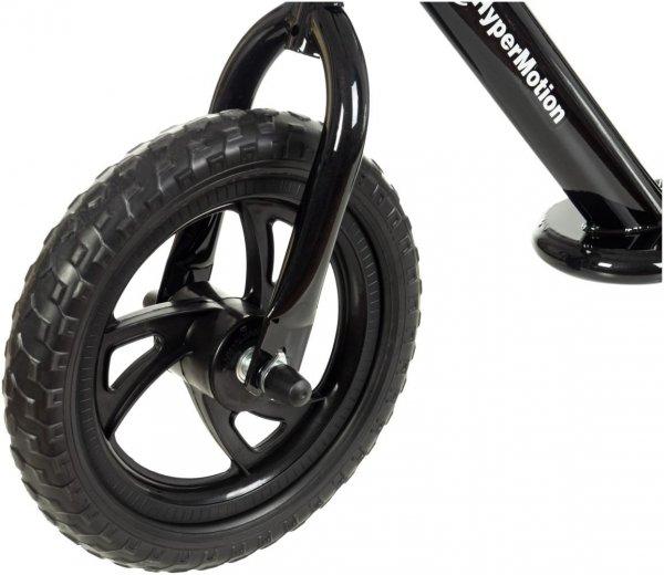 Rowerek biegowy HyperMotion VILANO EVA - piankowe koła - czarny