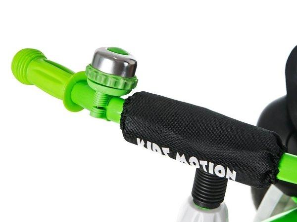 Rowerek Trójkołowy z pchaczem TOBI BASIC PLUS - Zielony