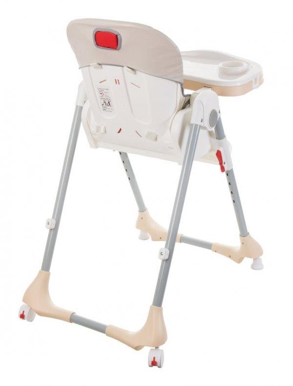 Krzesełko do karmienia Dalia - beżowe