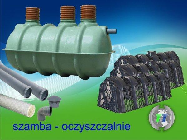 Przydomowa oczyszczalnia ścieków 2260L T 5G