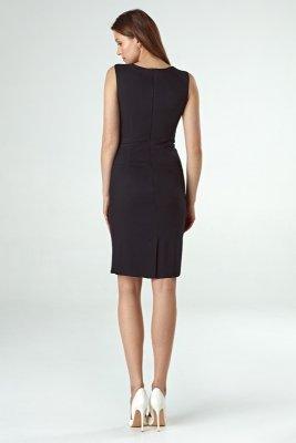 Sukienka cs31 - czarny - CS31
