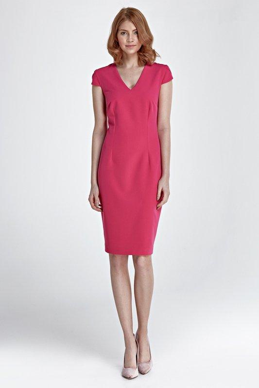Sukienka Rosa - fuksja - S85
