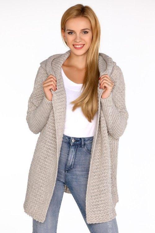Dalena Beige sweter