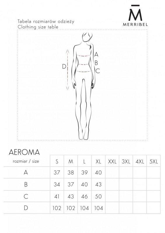 Aeroma Grey 85200 sukienka
