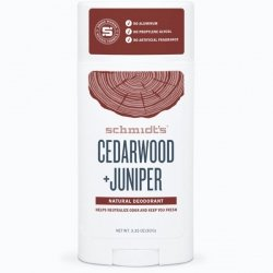 SCHMIDT'S ™ Dezodorant w sztyfcie Cedr i jałowiec 75g