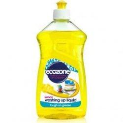 Ecozone Płyn do Mycia Naczyń cytrynowy  500 ml